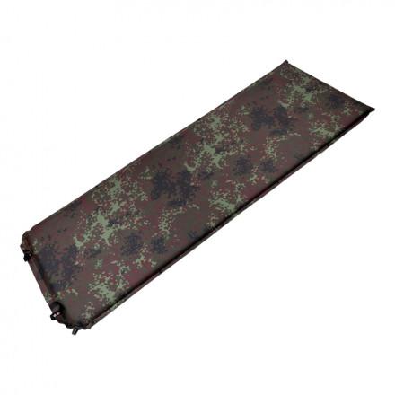 Коврик самонадувающийся камуфляжный Talberg Forest Comfort Mat