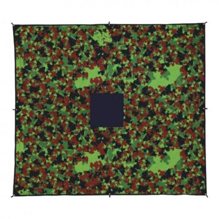 Тент универсальный камуфляжный Talberg Forest Tent 4x4