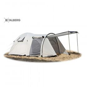 Палатка кемпинговая Talberg Blander 4 Sahara
