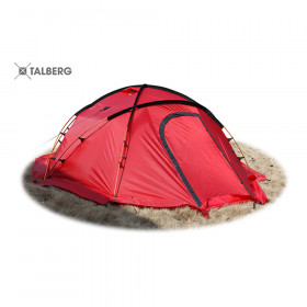 Палатка профессиональная Talberg Peak 3 Pro Red